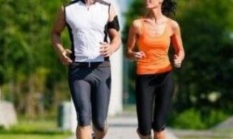 Біг і калорії