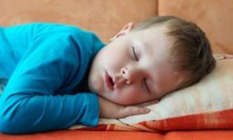 Дитячий ортопедичний матрац - правила вибору
