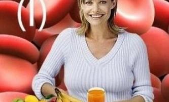 Дієта для 1 групи крові