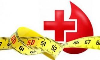 Дієта для людей з першою позитивною групою крові