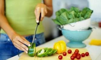 Дієта при холециститі: правила і зразкове меню
