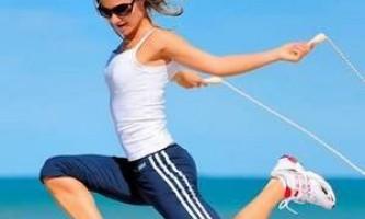 Ефективність скакалки для схуднення