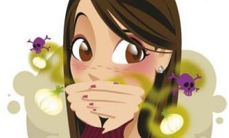 Як побороти неприємний запах з рота?