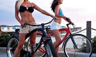 Як схуднути на велосипеді?