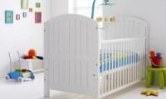 Як вибрати дитяче ліжечко?