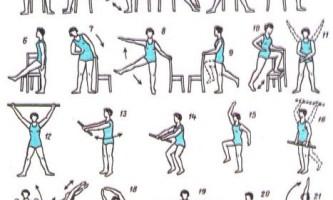 Комплекс лікувальної гімнастики при гіпертонічній хворобі