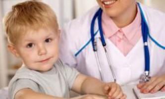 Краснуха у дітей - симптоми