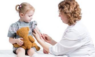 Ризик захворіти на кашлюк вище у дітей, які не отримали щеплення