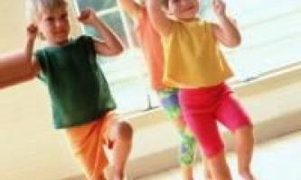 Спортивна форма для дитячого садка