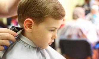 Вчимося робити дитячі зачіски для хлопчиків