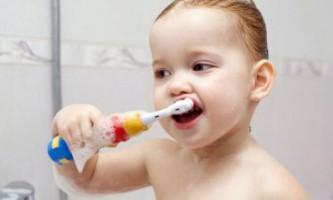 Запалення ясен у дітей: причини і лікування
